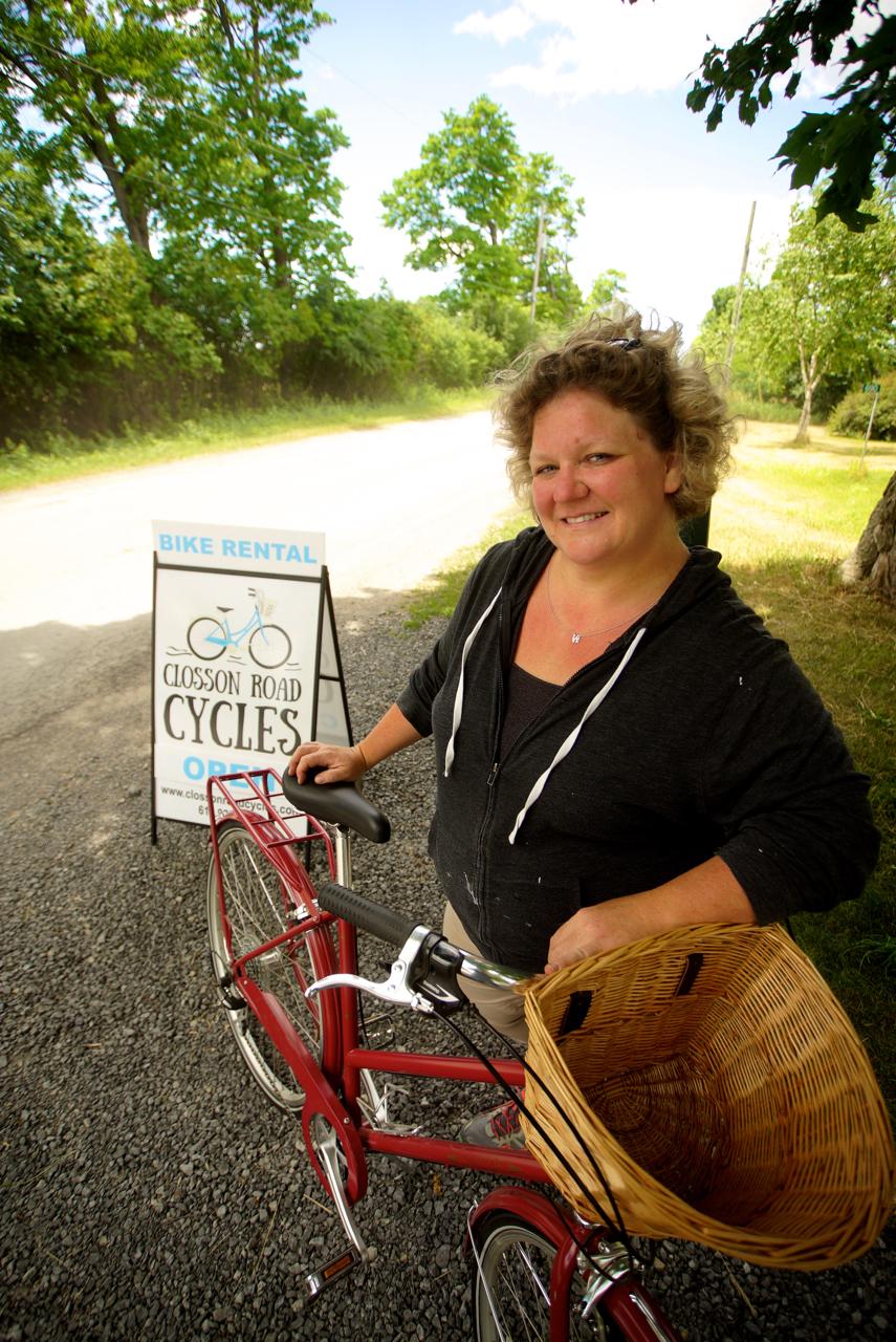 Build a New Life Closson road cycles