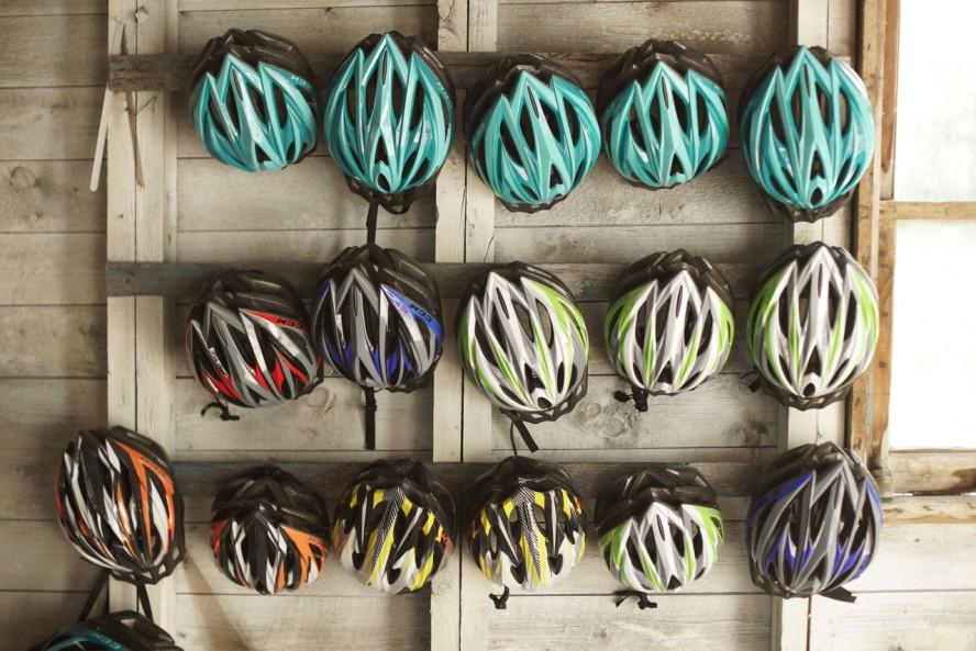 helmets -crc